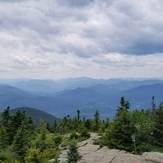 View of North Conway, Mount Kearsarge (Carroll County, New Hampshire)