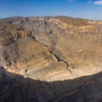 Canyon view, Jebel Shams