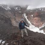 caldera of Ploski Tolbachik