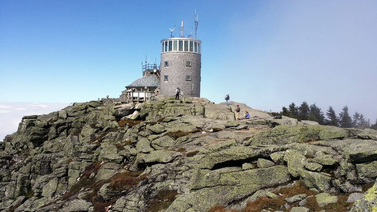 Whiteface summit- Sommet de Whiteface, Whiteface Mountain