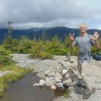 Mt Isolation summit- #25!, Mount Isolation