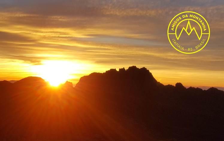 Sunrise, Pico das Agulhas Negras