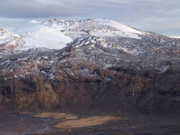 Glaciar del Quetrupillan, Quetrupillán