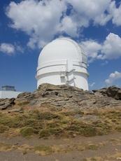 Calar Alto Observatory photo