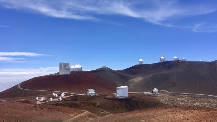 Mauna Kea Telescopes