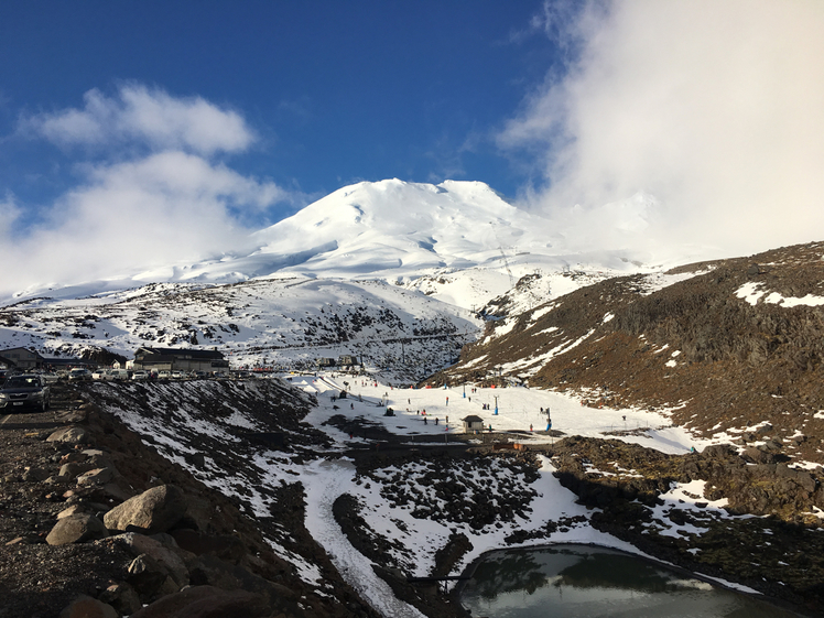Ruapehu weather