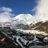 Mt. Ruapehu - Turoa Skifield