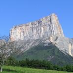Mont Aiguille SE face