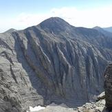 Skolio 2911m., Mount Olympus