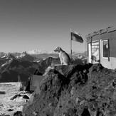 Dieselhut Prijut Marija, Mount Elbrus