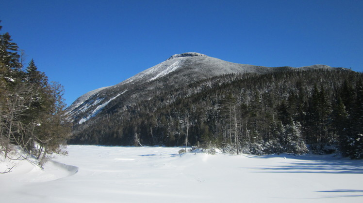 Mt Colden from Colden Lake