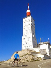 Summit Mont Ventoux photo