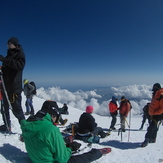 Near Summit, Mount Elbrus