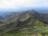 View from Mt. Hotaka, Hotakadake photo