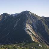 Mt.Washiba, Washiba Dake