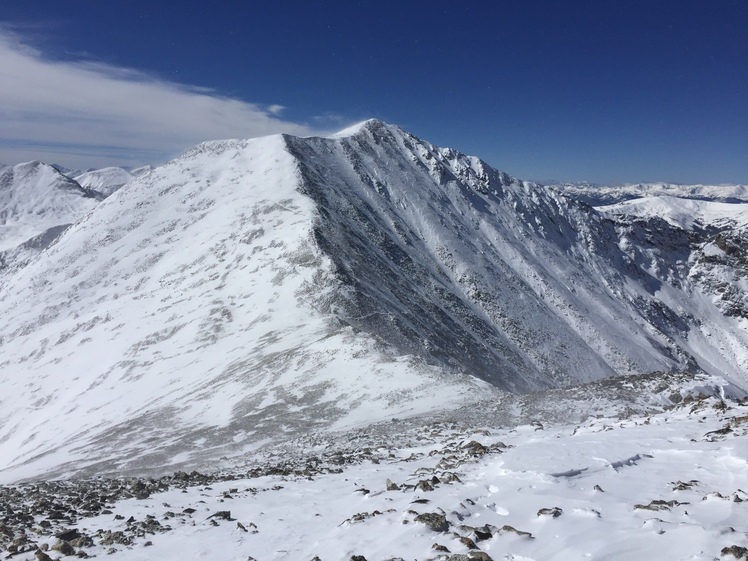 Mount Democrat weather