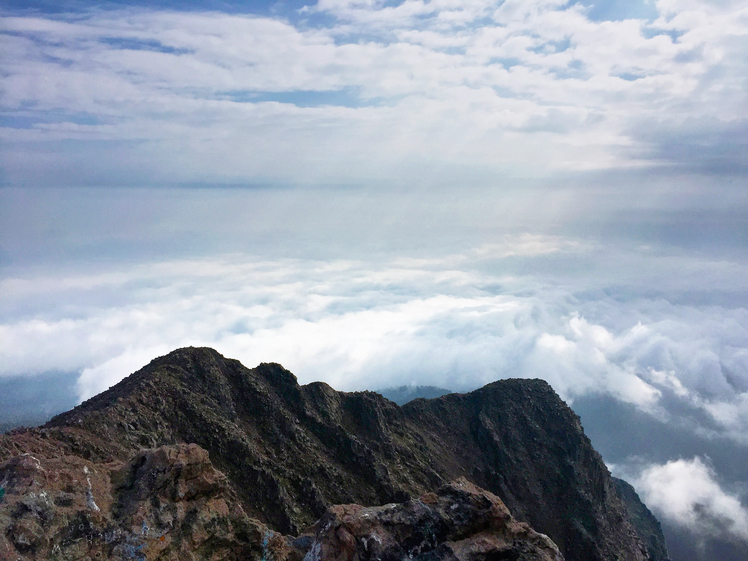 Top of Peak Malinche