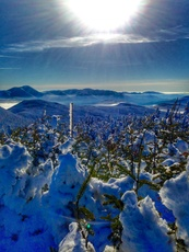From the summit of Mt Tom, Mount Tom (New Hampshire) photo
