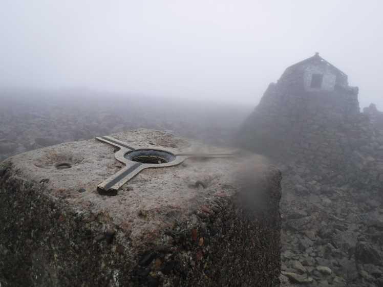 Misty Summit, Ben Nevis
