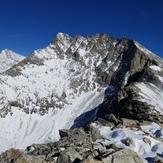 Southwest Ridge, Winter, Solo, Little Bear Peak