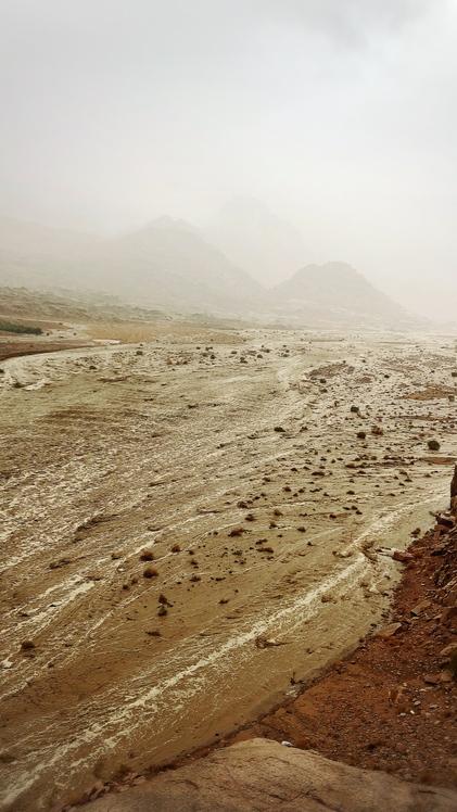 Jabal al-Lawz weather
