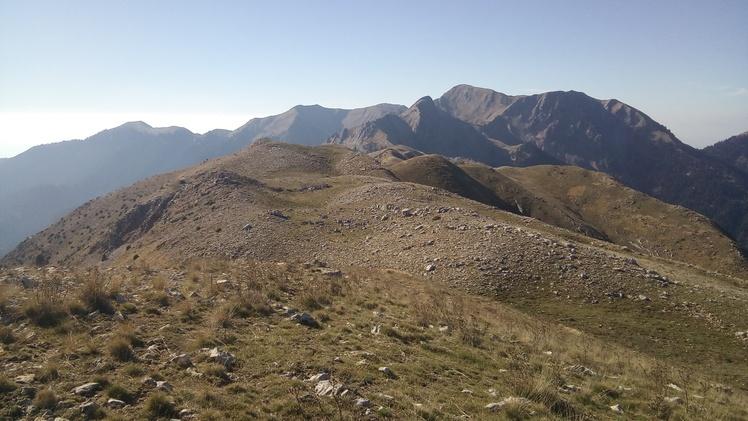 Southern part of Panaitoliko mountain range, Panaitoliko (mountain range)