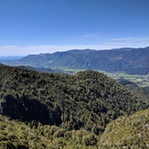 Golden Bay and Mount Evans, Mount Evans (Abel Tasman)