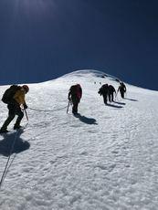 Ruta de Ascenso Volcan Osorno, Osorno (volcano) photo