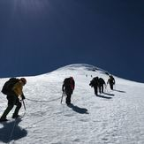Ruta de Ascenso Volcan Osorno, Osorno (volcano)
