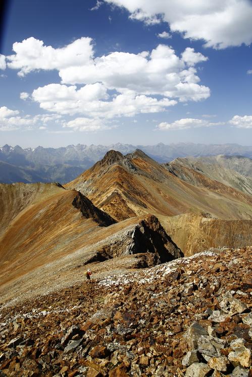 mountains Gungormez, Mount Güngörmez