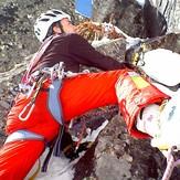 Escalada mixta en Peñalara, Mount Peñalara