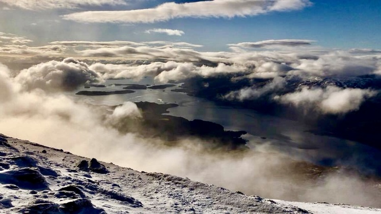 Ben Lomond weather