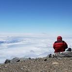 Vista al Este desde Cerro del Bolsón