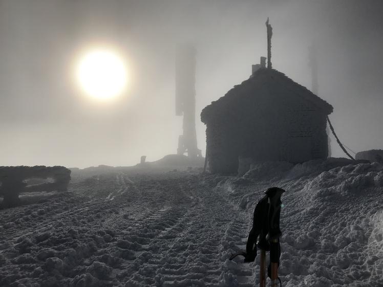 Mount Washington (New Hampshire) weather
