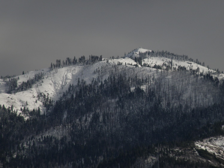 Anthony Peak (California) weather