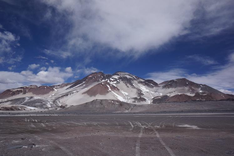 Cerro El Muerto weather