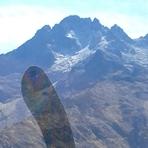 Glaciar Pico Bolívar, Pico Bolivar