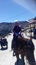 Paseo en el Pico Espejo photo