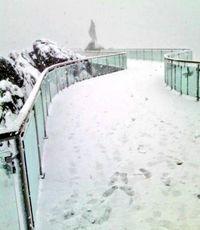 Monumento a Nuestra Señora de Las Nieves, Pico Espejo photo