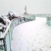 Monumento a Nuestra Señora de Las Nieves, Pico Espejo