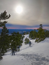 Gorgonio in winter!!, San Gorgonio photo