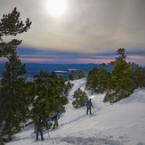 Gorgonio in winter!!, San Gorgonio