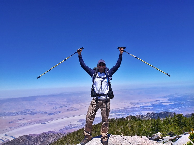 Mount San Jacinto Peak weather