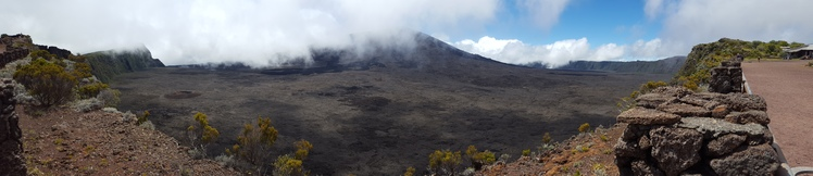 Piton de la Fournaise weather