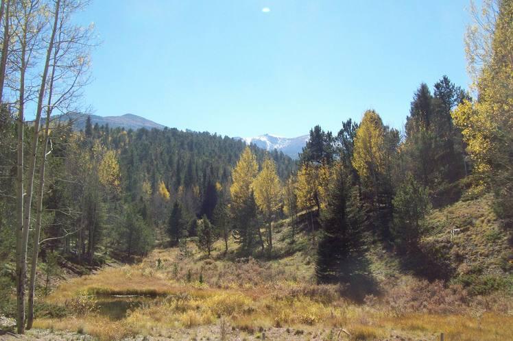 Pikes Peak Fall