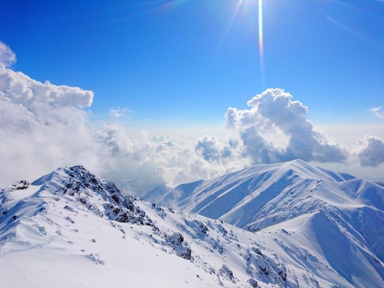 قله دوشاخ, Doshakh