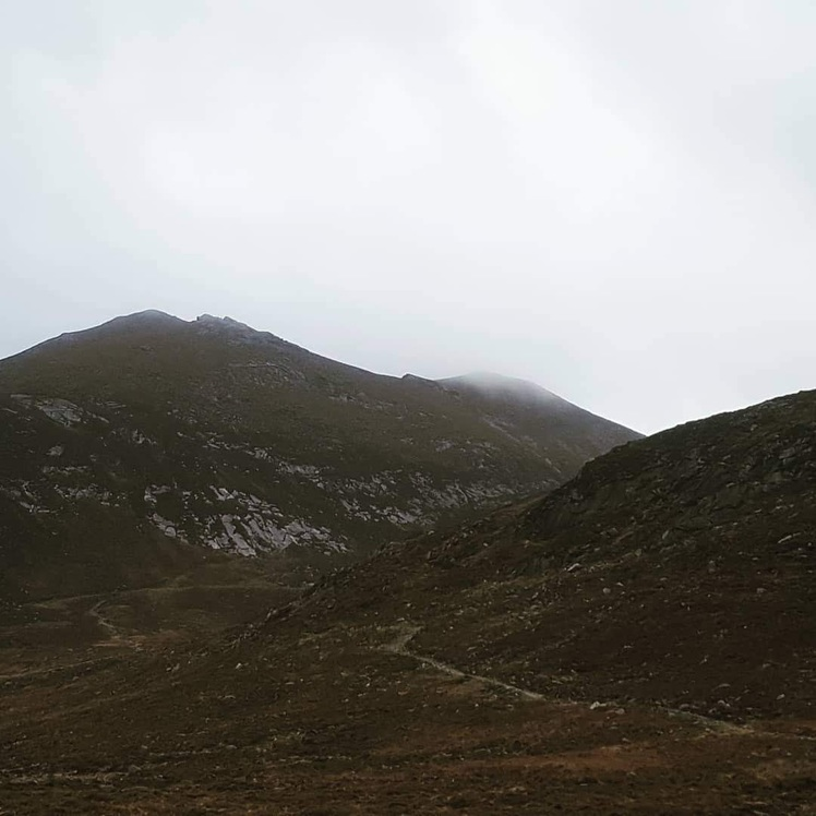 Slieve Bearnagh weather