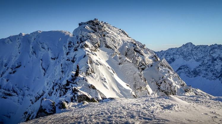 Swinica 2291 m, Koscielec