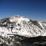 South Face, Mount Rose