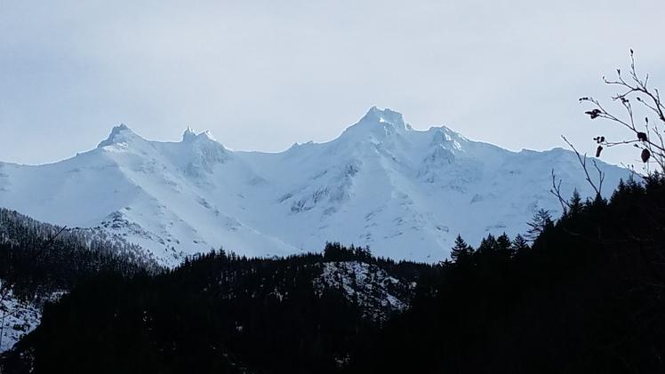 Mt Jeff 1-13-18, Mount Jefferson (Oregon)